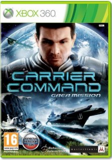 Диск Carrier Command Gaea Mission [X360]
