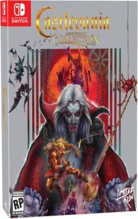Диск Castlevania Anniversary Collection - Classic Edition [NSwitch]