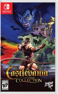 Диск Castlevania Anniversary Collection [Nswitch]