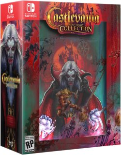 Диск Castlevania Anniversary Collection - Ultimate Edition [NSwitch]