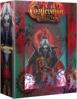Диск Castlevania Anniversary Collection - Ultimate Edition [PS4]
