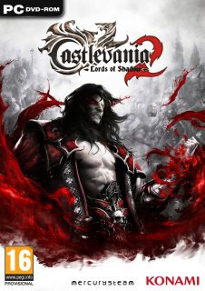 Диск Castlevania: Lords of Shadow 2 [PC,DVD]