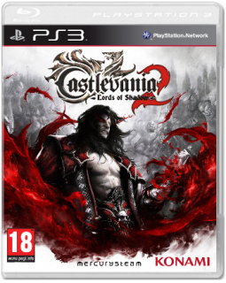 Диск Castlevania: Lords of Shadow 2 [PS3]