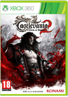 Диск Castlevania: Lords of Shadow 2 [X360]