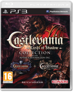 Диск Castlevania: Lords of Shadow - Collection (Б/У) [PS3]