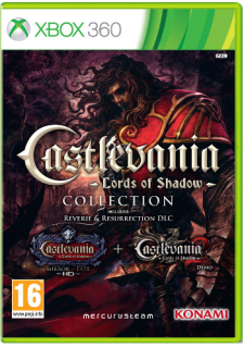 Диск Castlevania: Lords of Shadow - Collection [X360]