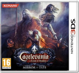 Диск Castlevania: Lords of Shadow – Mirror of Fate (Б/У) [3DS]