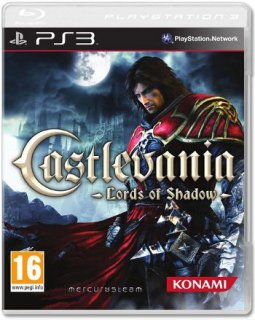 Диск Castlevania: Lords of Shadow [PS3]