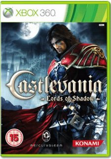 Диск Castlevania: Lords of Shadow [X360]