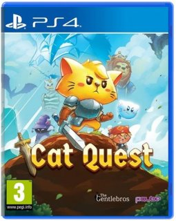 Диск Cat Quest [PS4]