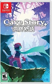 Диск Cave Story + [NSwitch]