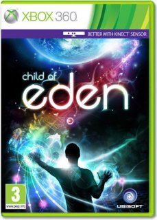 Диск Child of Eden [X360, Kinect]