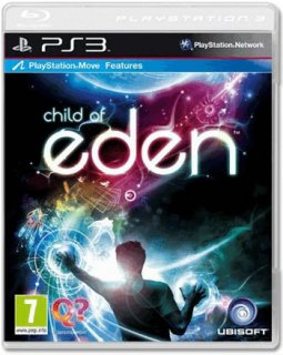 Диск Child of Eden (Б/У) [PS3, PS Move]