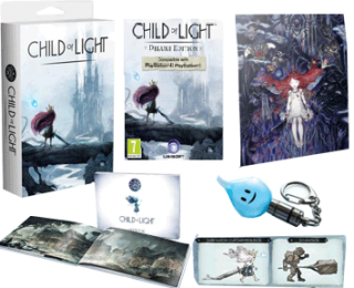 Диск Child of Light - Deluxe Edition [PC]