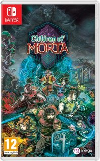 Диск Children of Morta (Б/У) [NSwitch]