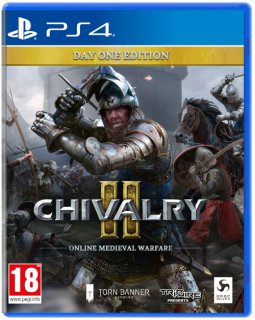 Диск Chivalry II - Day One Edition [PS4]