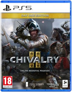 Диск Chivalry II - Day One Edition [PS5]