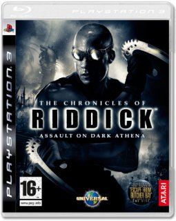 Диск Chronicles of Riddick: Assault on Dark Athena (Б/У) [PS3]