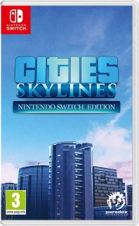 Диск Cities Skylines [NSwitch]