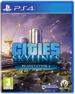Диск Cities Skylines [PS4]