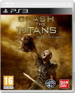 Диск Clash of the Titans [PS3]