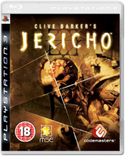 Диск Clive Barker's Jericho [PS3]