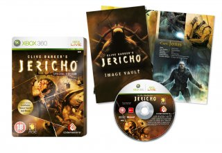 Диск Clive Barker's Jericho - Special Edition (Б/У) [X360]