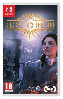 Диск Close to the Sun [NSwitch]