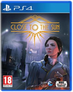 Диск Close to the Sun [PS4]