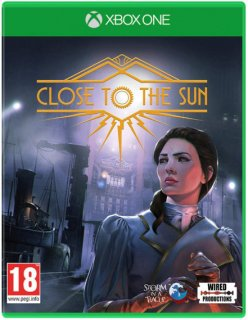Диск Close to the Sun [Xbox One]