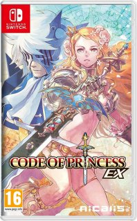 Диск Code of princess ex [NSwitch]