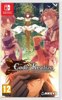 Диск Code: Realize Guardian of Rebirth [NSwitch]