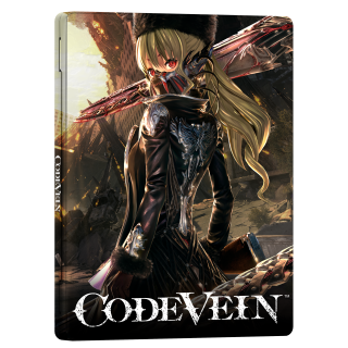 Диск Code Vein Day One Edition [PS4]