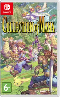 Диск Collection of Mana [NSwitch]
