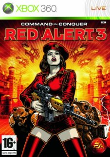 Диск Command & Conquer: Red Alert 3 [X360]