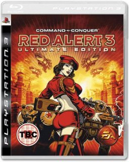 Диск Command & Conquer: Red Alert 3 Ultimate Edition [PS3]