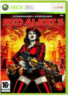 Диск Command & Conquer: Red Alert 3 (Б/У) [X360]