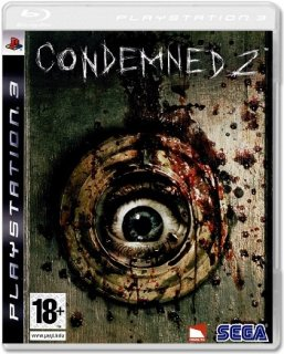 Диск Condemned 2 [PS3]