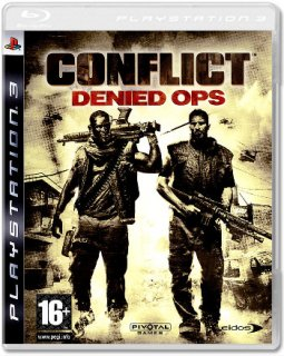 Диск Conflict Denied OPS [PS3]