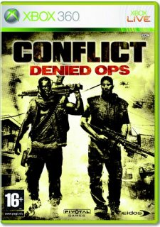 Диск Conflict Denied OPS [X360]