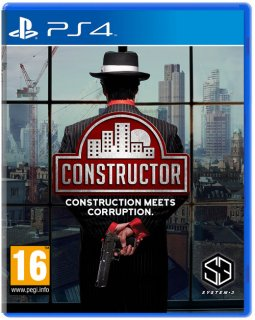 Диск Constructor [PS4]