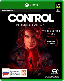 Диск Control Ultimate Edition [Xbox Series X|S]