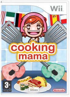 Диск Cooking Mama: Cook Off (Б/У) [Wii]