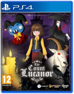 Диск The Count Lucanor [PS4]