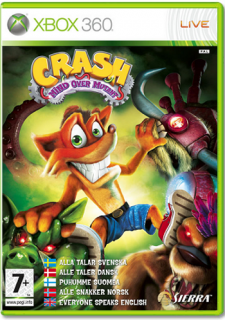 Диск Crash Bandicoot: Mind over Mutant [X360]