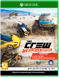 Диск Crew - Wild Run Edition [Xbox One]