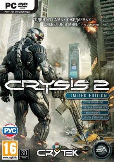 Диск Crysis 2 Limited edition [PC]
