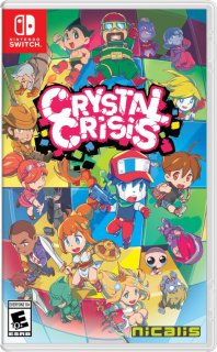 Диск Crystal Crisis [NSwitch]