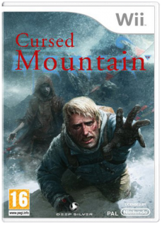Диск Cursed Mountain [Wii]