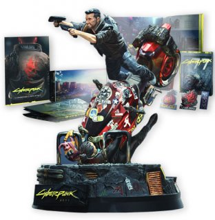 Диск Cyberpunk 2077 - Collector's Edition [PS4]